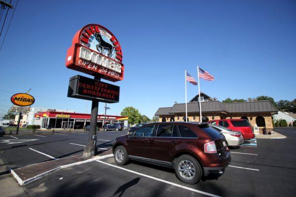 black horse diner Diner in Mt. Ephraim NJ