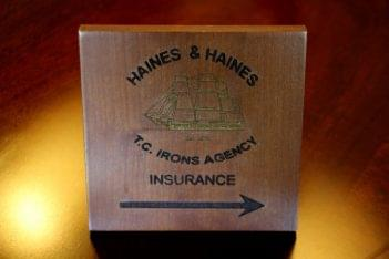Haines & Haines/T.C. Irons Insurance