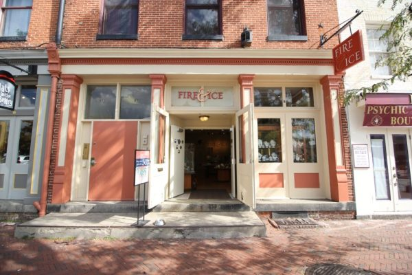 Fire & Ice Fells Point Baltimore MD jewelry store