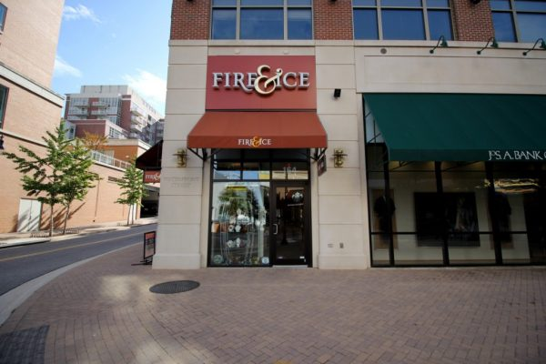 Fire & Ice National Harbor Oxon Hill MD jewelry store