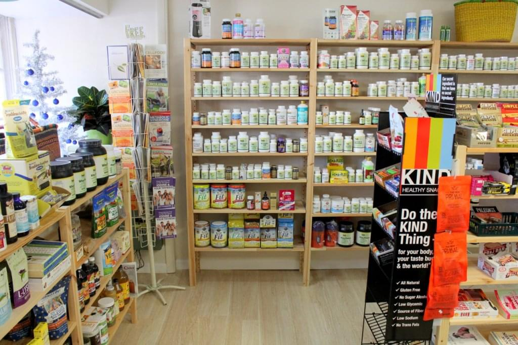Health Haven, Moorestown NJ – See-Inside Health Food Store