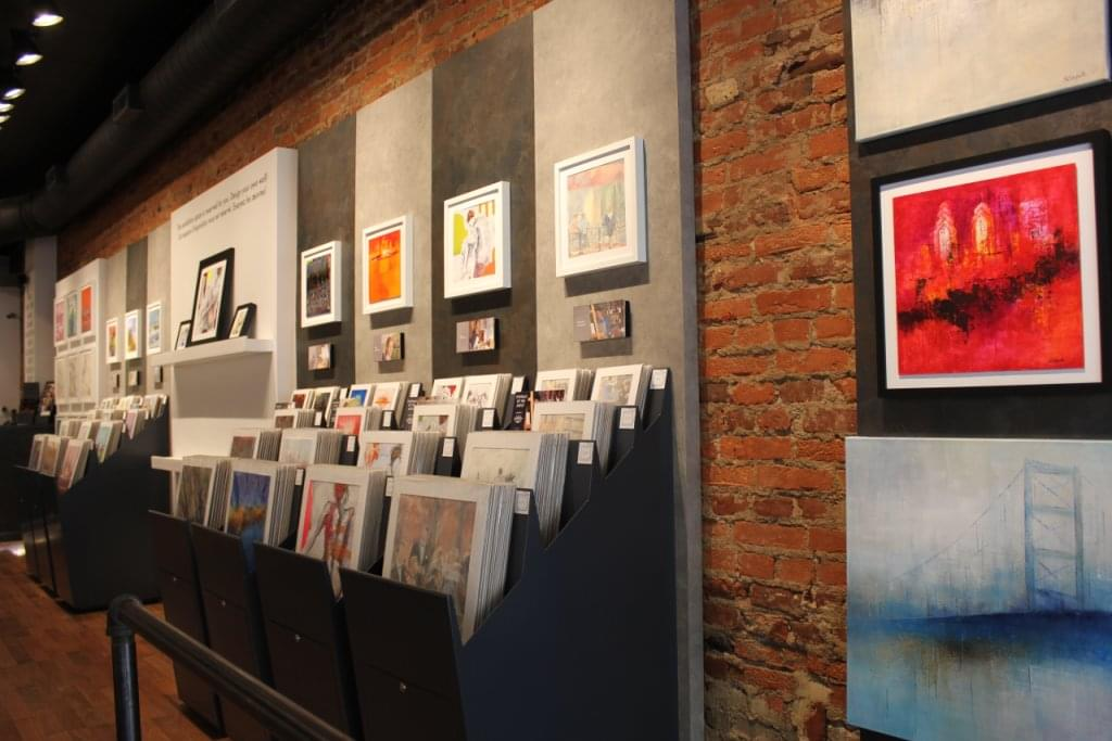 Carre d' Artistes, Philadelphia PA – See-Inside Art Gallery