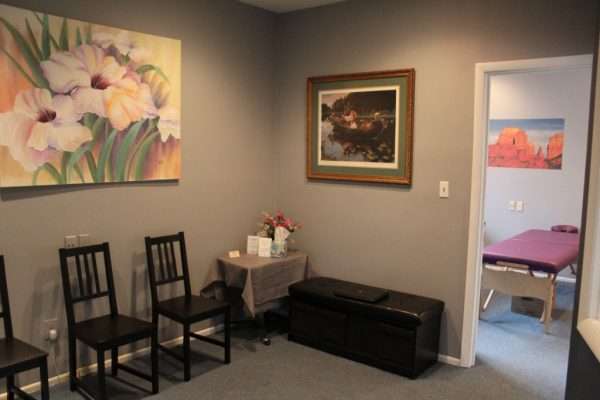 Awake Wellness Center Chiropractor Massage Therapist Cherry Hill NJ office