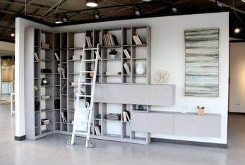 California Closets Bayamon Puerto shelves ladder