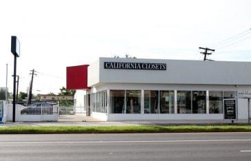 California Closets Bayamon Puerto store front