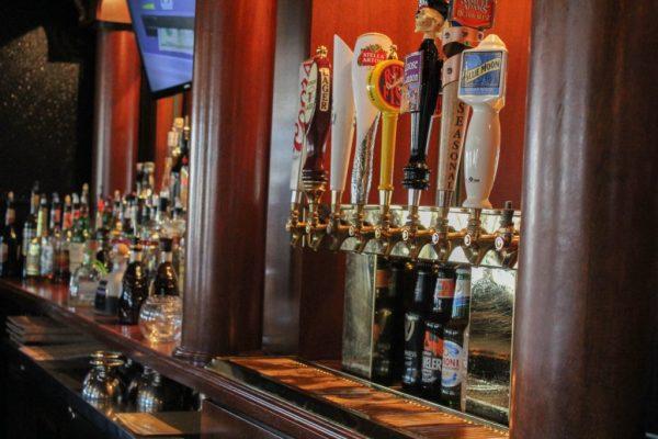 Filomena Cucina Italiana Clementon, NJ bar draught beer taps