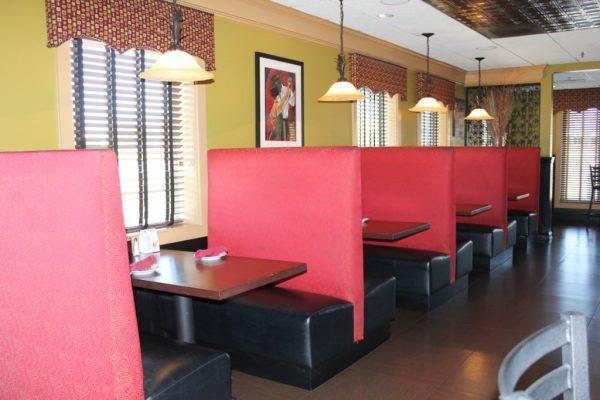 Filomena Cucina Italiana Clementon, NJ booth seating
