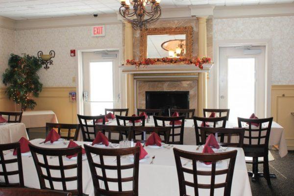 Filomena Cucina Italiana Clementon, NJ table seating