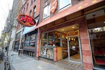 Joe's Pizza Philadelphia PA store front