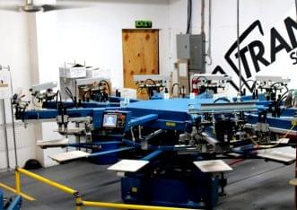 Transom T-shirts Prints & Designs Screen Printer San Juan, Puerto Rico logo screen printer