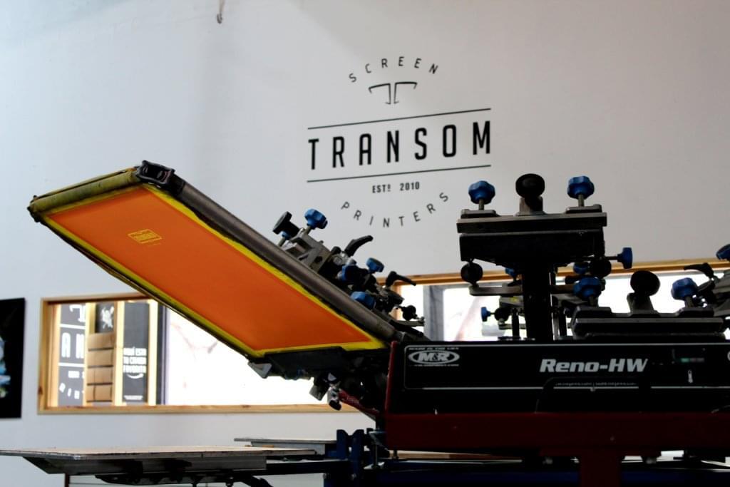 Transom T-shirts Prints & Designs, San Juan Puerto Rico – See-Inside Screen Printer
