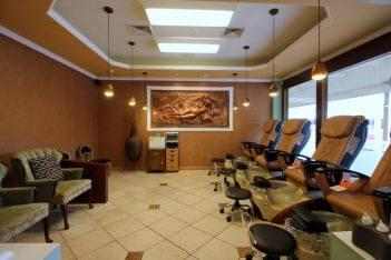 Victoria's Nails & Day Spa Medford, NJ pedicure