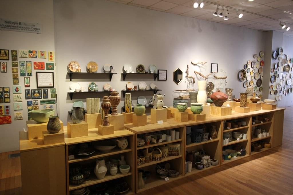 The Clay Studio, Philadelphia PA – See-Inside Art Gallery