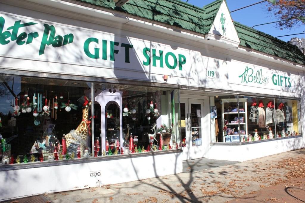 Peter Pan Gift Shop, Moorestown NJ – See-Inside Retail