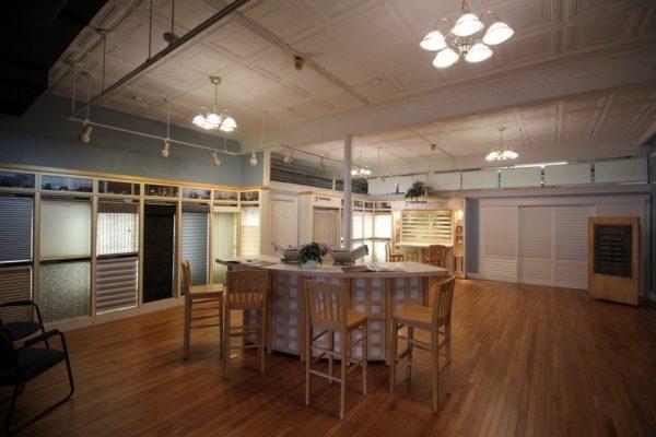 Belmar Window Shop Belmar NJ showroom