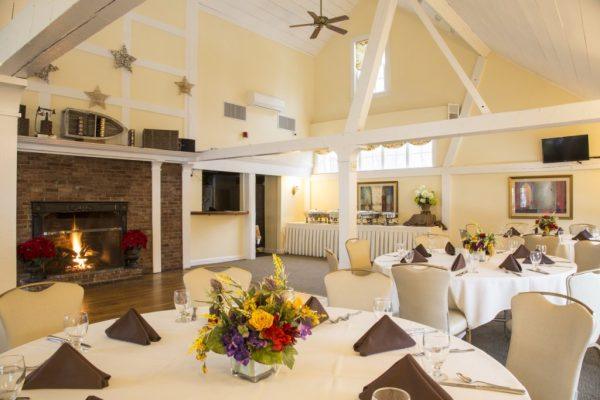 Bradford Tavern Rowley MA dining room