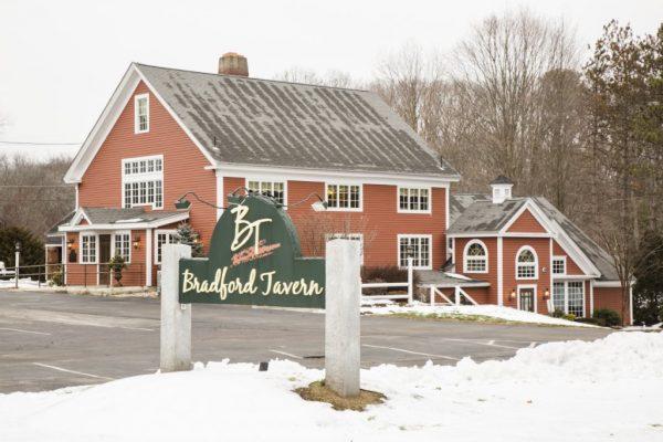Bradford Tavern Rowley MA restaurant bar