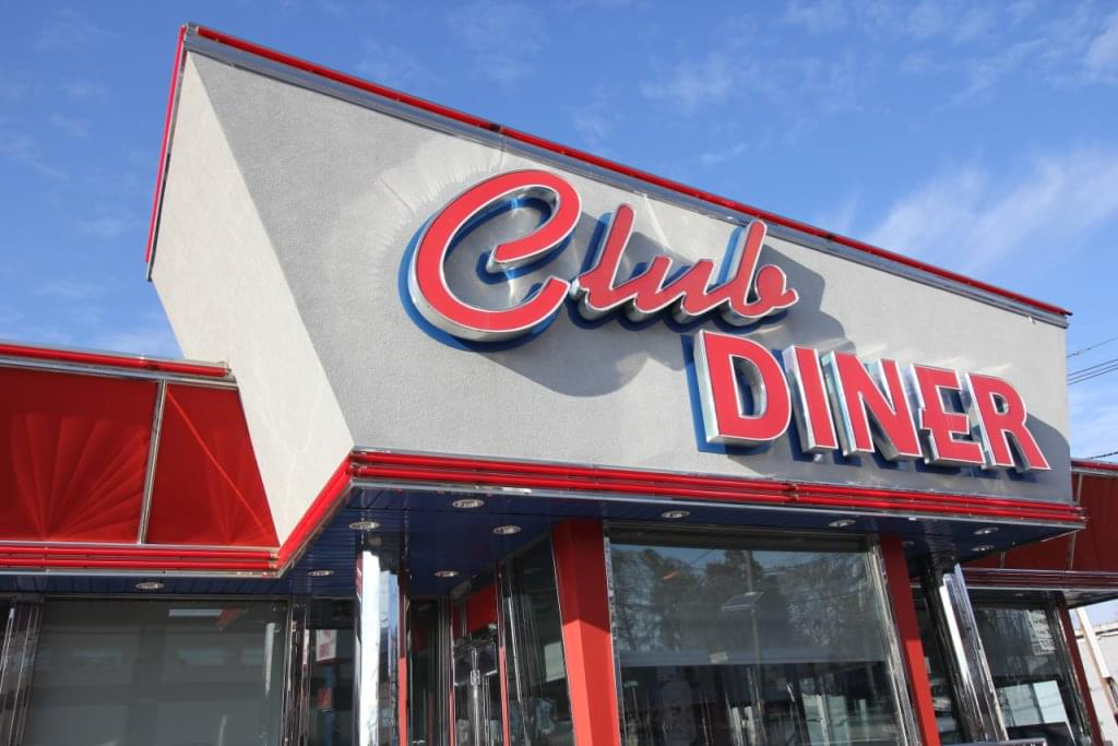 Club Diner, Bellmawr NJ – See-Inside Diner