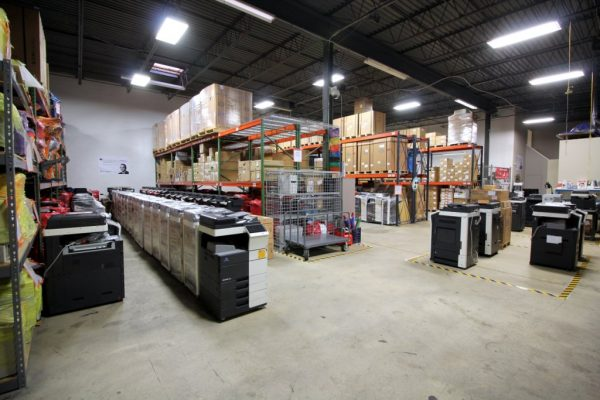Document Solutions copier repair supplier Kenilworth, NJ warehouse