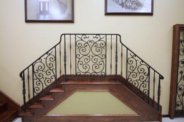 House of Forgings Houston TX iron staircase
