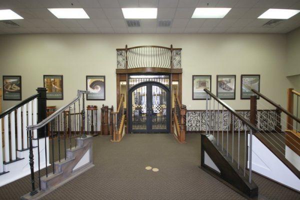 House of Forgings Houston TX staircase gates