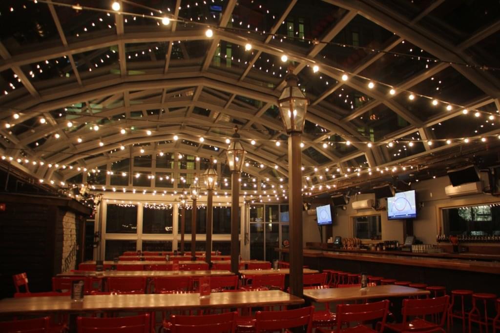Il Tetto at Sienna Mercato, Pittsburgh PA – See-Inside Biergarten