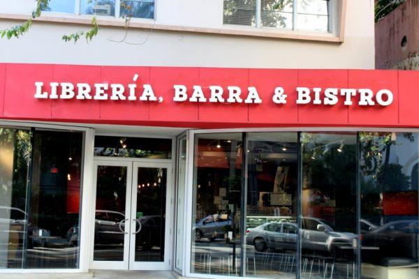 Libros AC San Juan Puerto Rico bookstore cafe