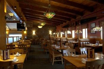 Sylvan Street Grille Restaurant Salisbury MA seating