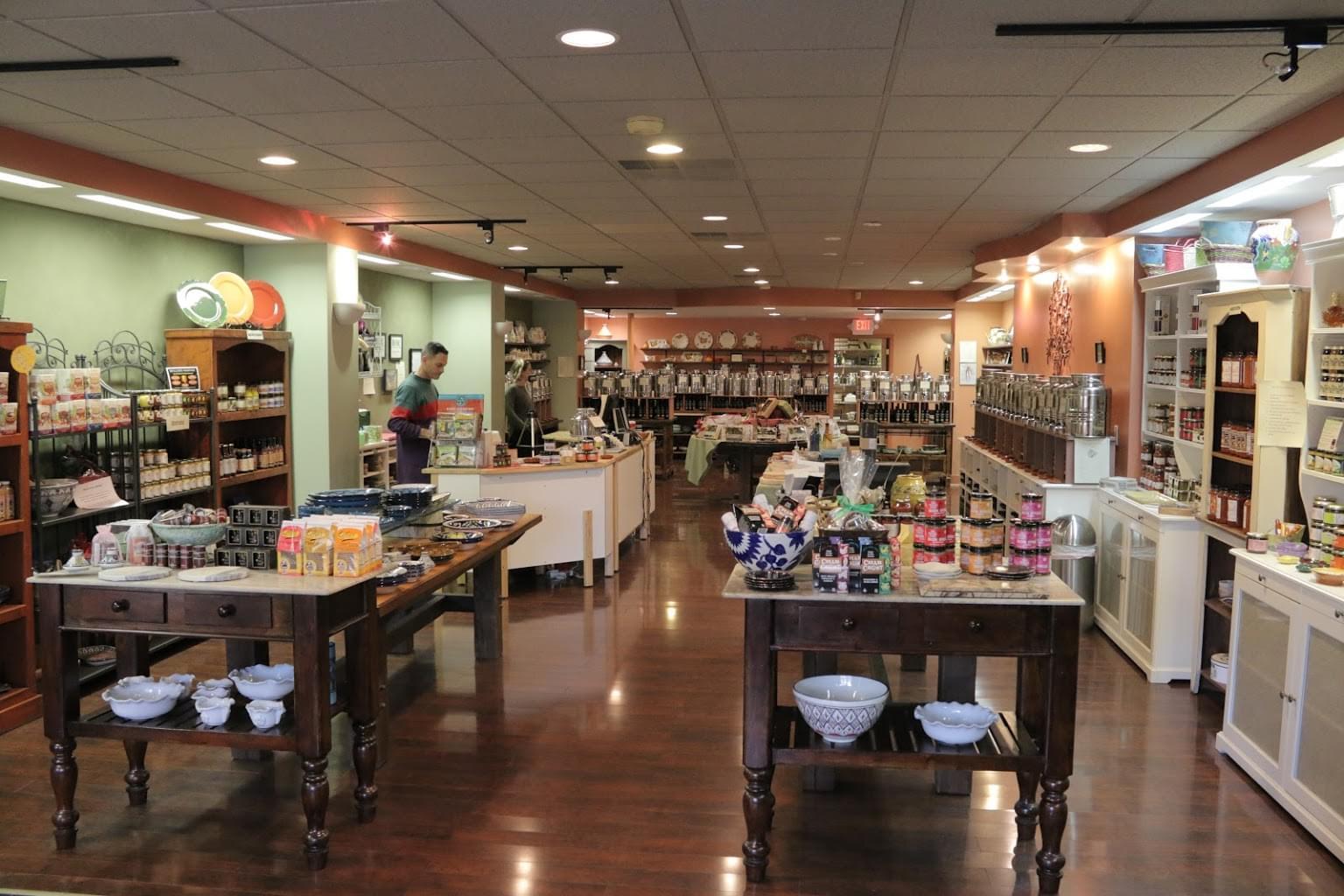 A Taste of Olive, Haddonfield NJ – See-Inside Health Food Store