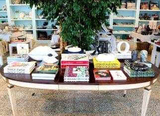 Aaron Stewart Home San Juan Puerto Rico home furnishing books