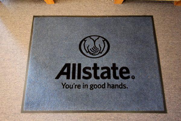Allstate Insurance Sas Tursun Bensalem PA rug logo