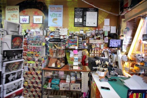 Artist & Craftsman Supply Philadelphia PA checkout