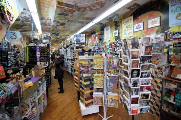 Artist & Craftsman Supply Philadelphia PA racks