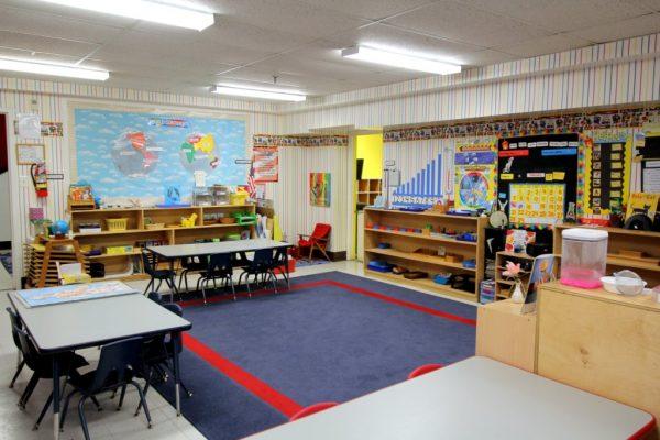 Cherry Hill Montessori NJ preschool