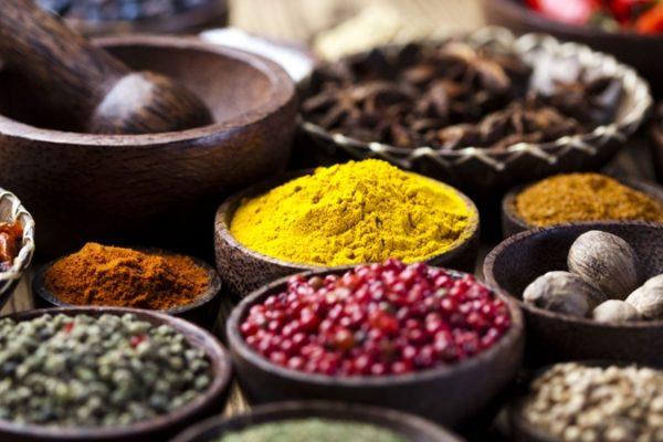 Cross Culture Indian Restaurant Haddonfield NJ spices