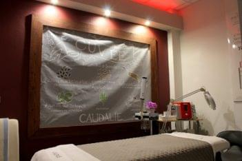Cuvee Boutique Spa Guaynabo Puerto Rico massage bed