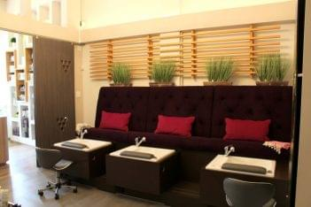 Cuvee Boutique Spa Guaynabo Puerto Rico pedicure
