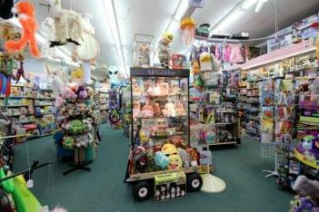 Happy Hippo Toys Haddonfield NJ toy store display