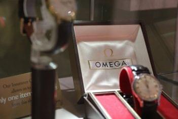 Jewelry & Timepiece Mechanix Haddonfield NJ omega watch