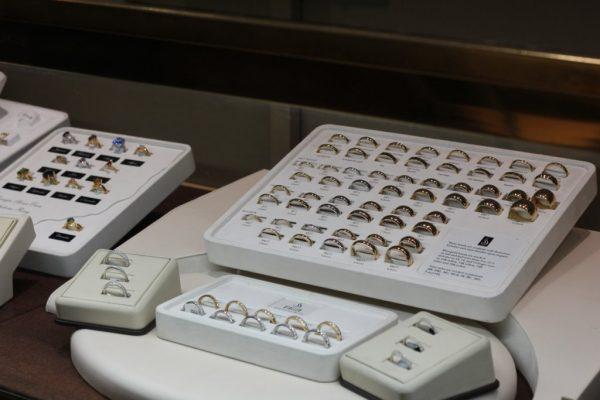 Jewelry & Timepiece Mechanix Haddonfield NJ rings