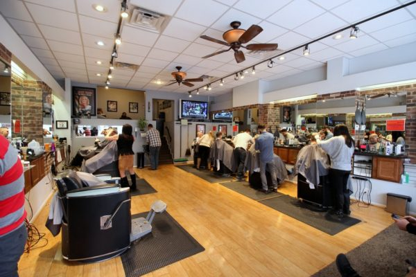 MirAno's Barber Shop Haddonfield NJ haircut for men