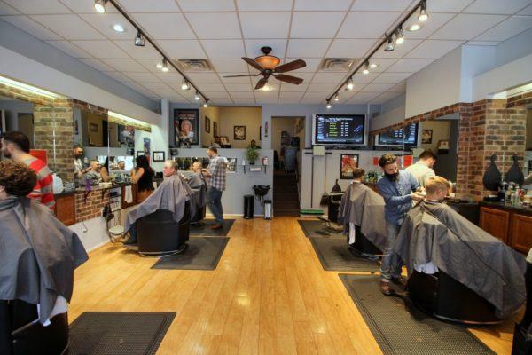 MirAno's Barber Shop Haddonfield NJ mens haircut