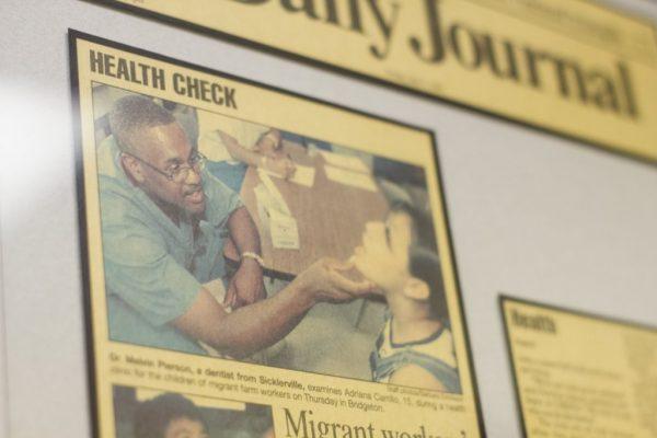 Pierson Dental Sicklerville NJ news clipping