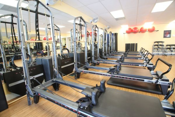 Pilates of Palm Beach Boynton Beach FL pilates machine