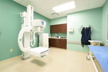 STAT Emergency Center of Laredo TX hospital equipment