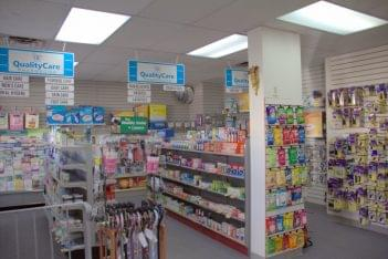 Savon Drugs Pharmacy Keyport NJ aisles
