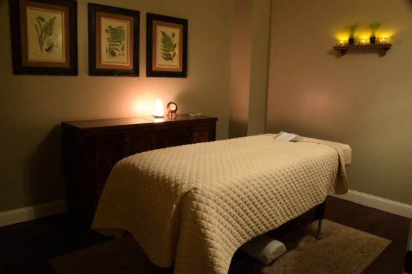 The Woodhouse Day Spa SouthGlenn Centennial CO massage bed table
