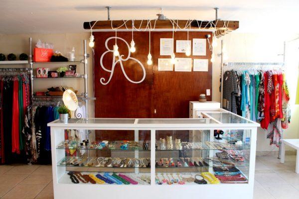 Ale Boutique Puerto Rico counter display