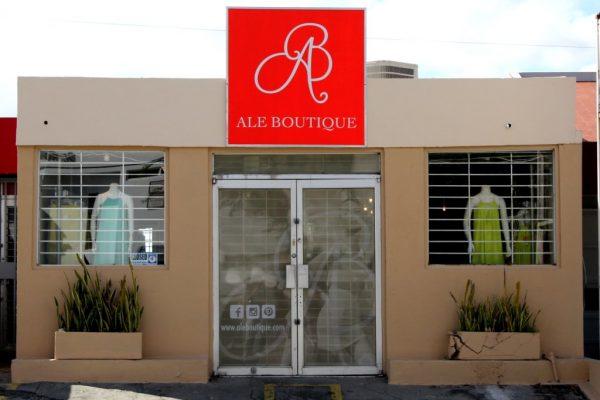 Ale Boutique Puerto Rico store front