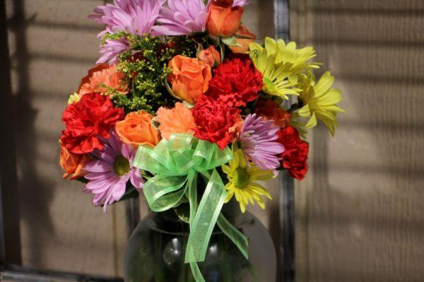 Aster's Floral Shop Westmont NJ flower bouquet
